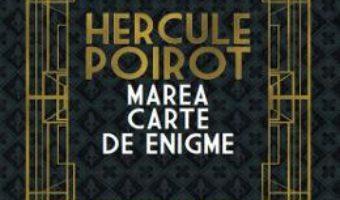 Cartea Hercule Poirot. Marea carte de enigme – Tim Dedopulos (download, pret, reducere)
