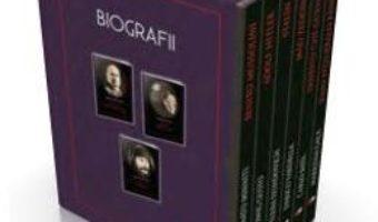 Cartea Set Biografii (6 Volume) (download, pret, reducere)