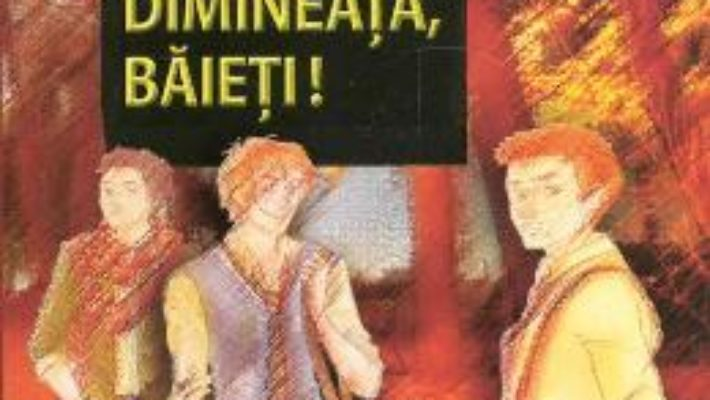 Cartea Buna dimineata, baieti! – Grigore Bajenaru (download, pret, reducere)