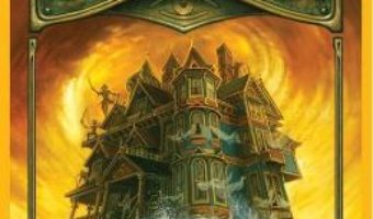 Cartea Casa secretelor – Chris Columbus, Ned Vizzini (download, pret, reducere)