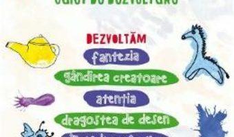 Cartea Pete de culoare. Caiet de dezvoltare . Desenam cu copii 5-8 ani – Anna Bikova (download, pret, reducere)