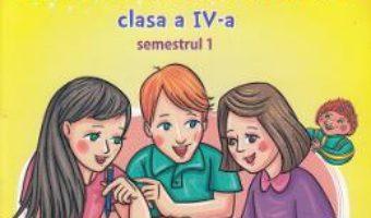 Cartea Sa dezlegam tainele textelor literare – Clasa 4. Sem.1 (A) L4A1 – Carmen Iordachescu, Luminita Minca (download, pret, reducere)