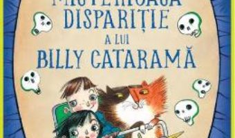 Cartea Misterioasa disparitie a lui Billy Catarama (Aripi si Co. Vol. 3) – Sally Gardner, David Roberts (download, pret, reducere)