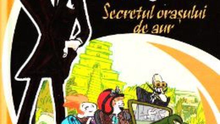 Cartea Dr. Dark: Secretul orasului de aur – Fabian Lenk (download, pret, reducere)