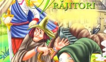 Cartea 55 de povesti cu vrajitori (download, pret, reducere)