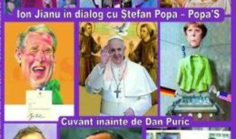 Cartea Popa'S, printre mai marii lumii. Ion Jianu in dialog cu Stefan Popa (download, pret, reducere)