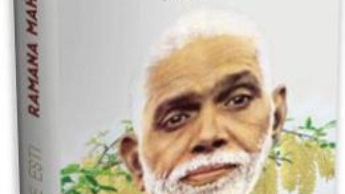 Cartea Fii ceea ce esti – Ramana Maharshi (download, pret, reducere)