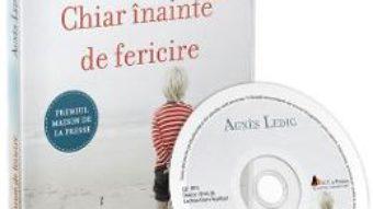 Cartea Audiobook. Chiar inainte de fericire – Agnes Ledig (download, pret, reducere)
