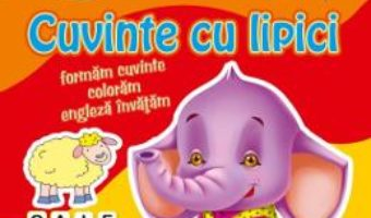 Cartea Cuvinte cu lipici Elefant (download, pret, reducere)