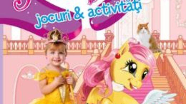 Cartea Carticica mea cu Printese: Jocuri si activitati (download, pret, reducere)