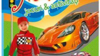Cartea Carticica mea cu Masini: Jocuri si activitati (download, pret, reducere)