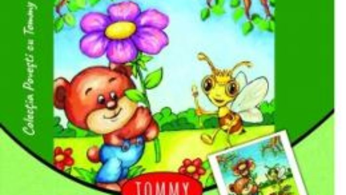 Cartea Tommy si Regina Albina – Dorin Bujdei (download, pret, reducere)