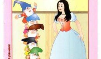 Cartea Alba ca Zapada – Fratii Grimm (download, pret, reducere)