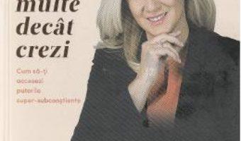 Cartea Stii mai multe decat crezi – Seka Nikolic, Sarah Tay (download, pret, reducere)