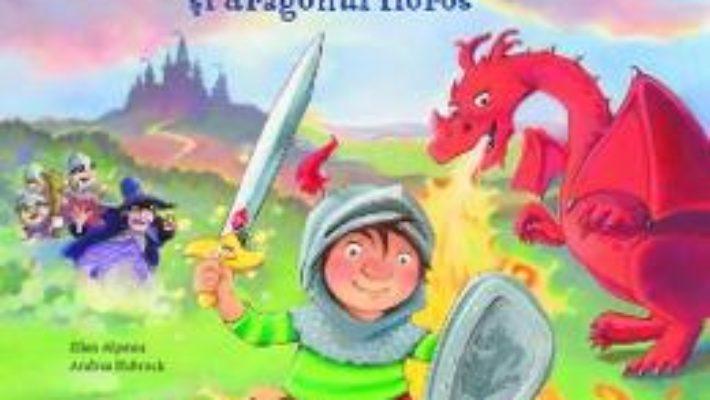 Cartea Vincelot si dragonul fioros – Ellen Alpsten, Andrea Hebrock (download, pret, reducere)