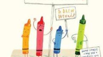 Cartea Ziua cand au plecat creioanele colorate – Drew Daywalt, Oliver Jeffers (download, pret, reducere)