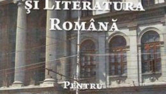 Cartea Teste de limba si literatura romana – Dan Dumitrescu (download, pret, reducere)