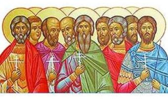 Cartea Sfintii 9 Mucenici din Cizic, grabnic ajutatori in gasirea unui loc de munca (download, pret, reducere)