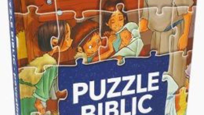 Cartea Puzzle biblic: Povestiri alese (download, pret, reducere)