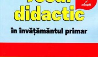 Cartea Jocul didactic in invatamantul primar ed.2 – Camelia Romanescu (download, pret, reducere)