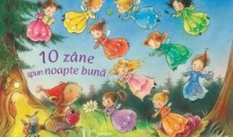 Cartea 10 zane spun noapte buna – Sandra Grimm (download, pret, reducere)