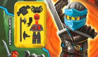 Cartea Lego Ninjago – Gemenii Timpului (download, pret, reducere)