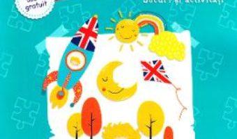 Cartea English for Fun. Jocuri si activitati – Clasa pregatitoare (download, pret, reducere)