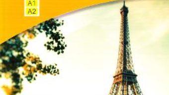 Cartea Limba franceza. Jocuri de vocabular 1 A1-A2 (download, pret, reducere)