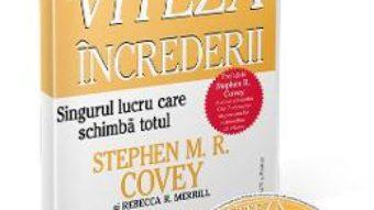 Cartea Audiobook. Viteza increderii – Stephen M. R. Covey (download, pret, reducere)