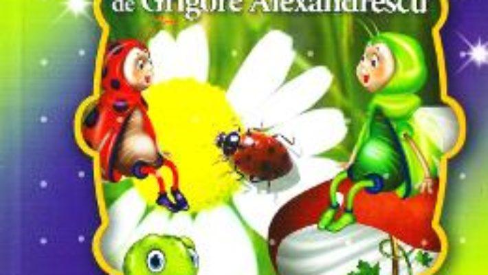 Cartea Cele mai frumoase… Fabule de Grigore Alexandrescu (download, pret, reducere)