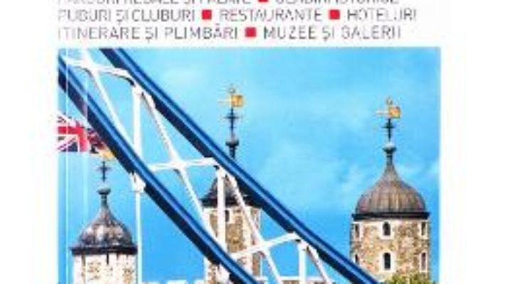 Cartea Top 10 – Londra (download, pret, reducere)