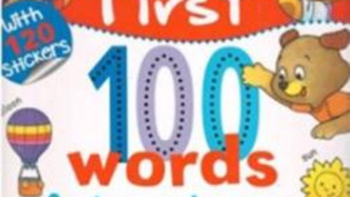 Cartea My First 100 Words: Adventures (download, pret, reducere)