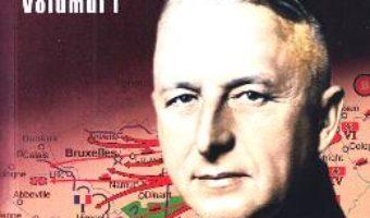 Cartea Erich von Manstein, strategul lui Hitler Vol.1 – Benoit Lemay (download, pret, reducere)