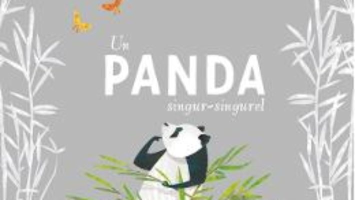 Cartea Un panda singur-singurel – Jonny Lambert (download, pret, reducere)