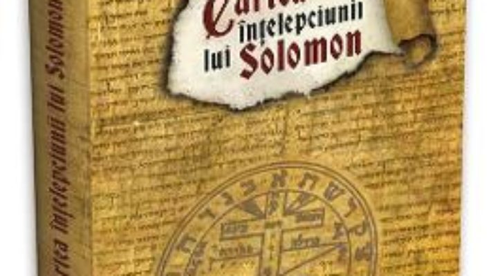 Cartea Cartea Intelepciunii lui Solomon (download, pret, reducere)