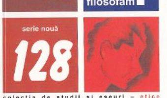 Cartea De ce filosofam? – Niculae Bellu (download, pret, reducere)