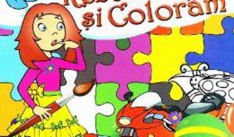 Cartea Rezolvam si coloram 3 ani+ (download, pret, reducere)