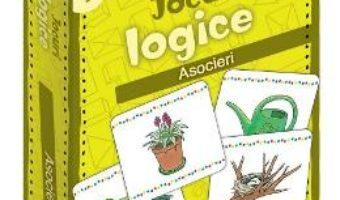 Cartea Jocuri logice – Asocieri (download, pret, reducere)