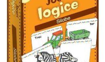 Cartea Jocuri logice – Silabe (download, pret, reducere)