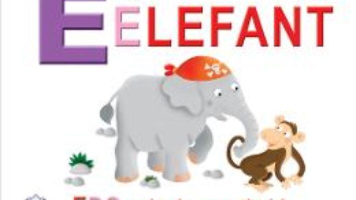 Cartea E de la Elefant – Edo, micul mare timid (cartonat) (download, pret, reducere)
