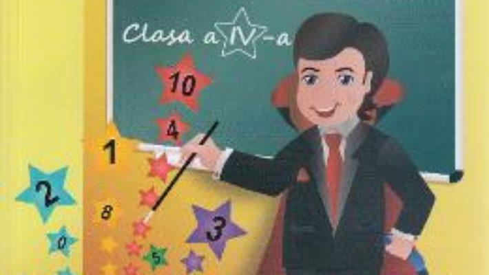 Cartea Culegere de matematica – Clasa 4 – Exercitii si probleme Ed.2018 – Adina Grigore (download, pret, reducere)