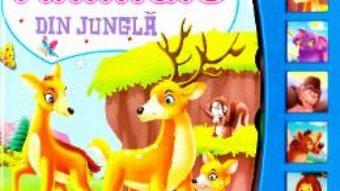 Cartea Carte cu sunete – Animale din Jungla (download, pret, reducere)