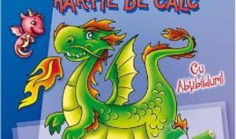 Cartea Deseneaza dragoni cu hartie de calc (download, pret, reducere)