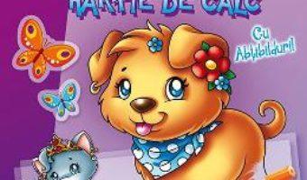 Cartea Deseneaza animalute cu hartie de calc (download, pret, reducere)