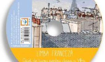 Cartea CD Franceza – Clasa 8 – Adelina Vilcu (download, pret, reducere)