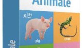 Cartea Animale – Invat limba engleza (download, pret, reducere)