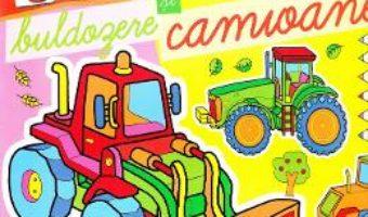 Cartea Tractoare, buldozere si camioane – Coloram, scriem, ne jucam (download, pret, reducere)