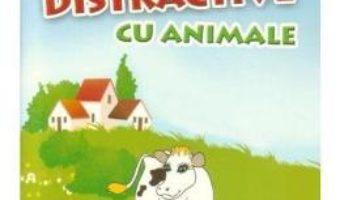 Cartea Poezii distractive cu animale – Luiza Chiazna (download, pret, reducere)