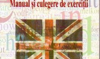 Cartea Gramatica limbii engleze. Manual si culegere de exercitii – Florin Musat (download, pret, reducere)