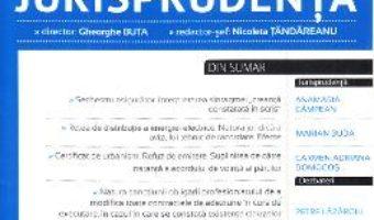Cartea Revista romana de jurisprudenta 5 din 2017 (download, pret, reducere)